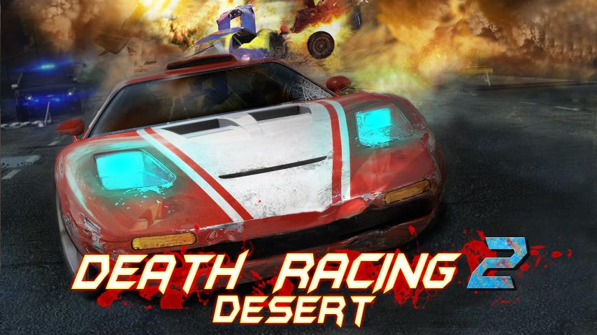 Death Racing 2: Desert - screenshot