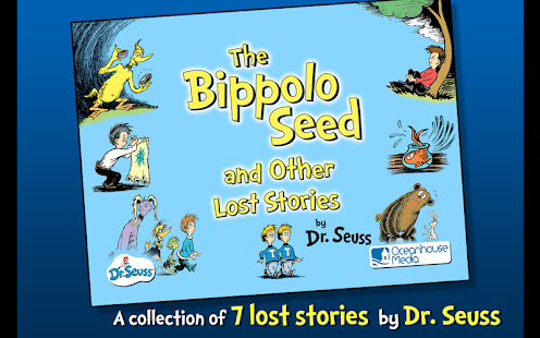 The Bippolo Seed - Dr. Seuss- screenshot thumbnail