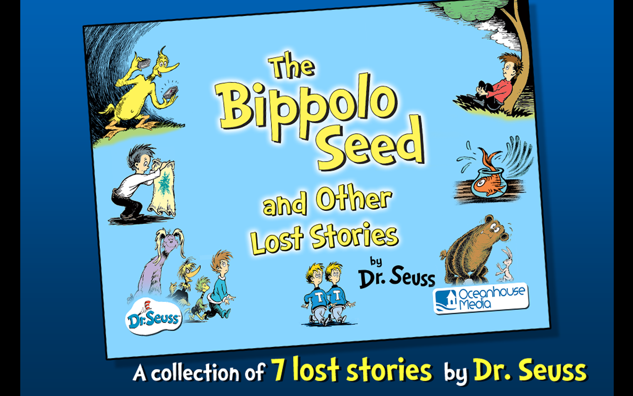 The Bippolo Seed - Dr. Seuss - screenshot