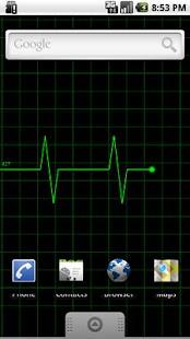 心臟監測動態壁紙