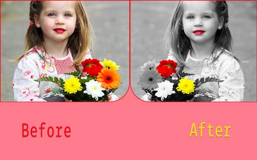 Splash Color Photo Effects Fx