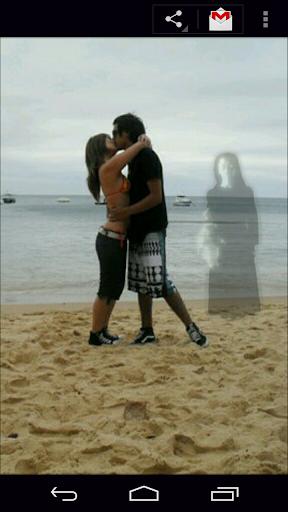 Призраки в ваших фото для планшетов на Android