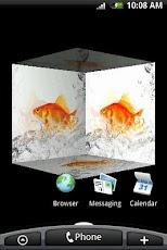 3D Goldfish