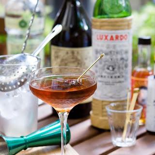 The Martinez Cocktail.