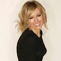 Hilary Duff Live Wallpaper logo