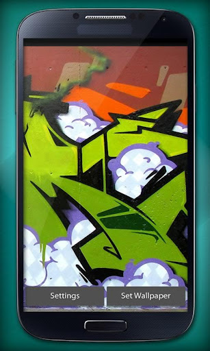 Graffiti Spray Paint LWP