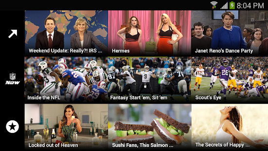 Yahoo Screen - screenshot thumbnail