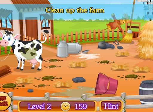 【免費家庭片App】鄉村女孩 - 農場清理-APP點子