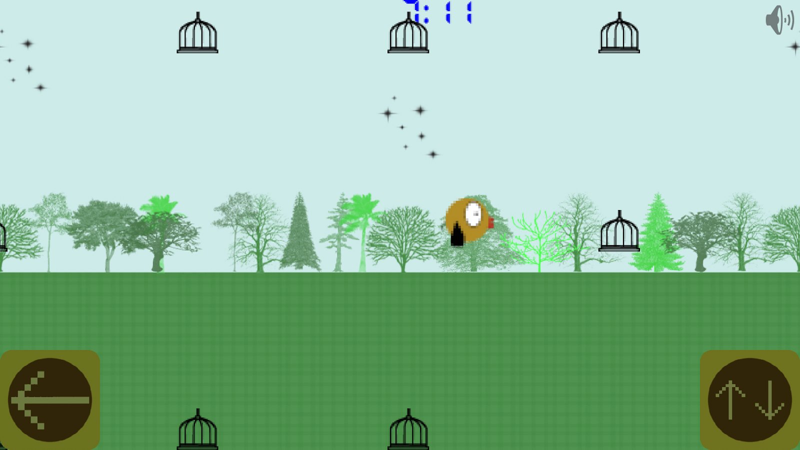 Free Bird - Escape the Cages- screenshot