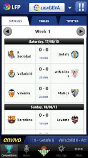 Liga BBVA - screenshot thumbnail