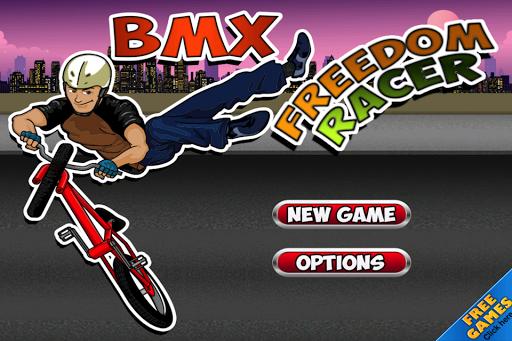 BMX Freedom Racer Bike Ride