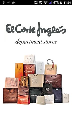 El Corte Inglés Dept. Stores