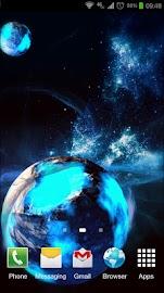 Deep Space 3D Pro lwp Screenshot 8