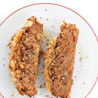 Southwestern Turkey Meat Loaf.