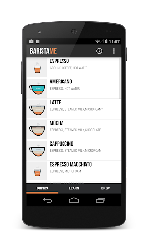 Baristame - Coffee Guide PRO