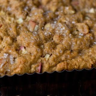 Unfussy Apple Cake.