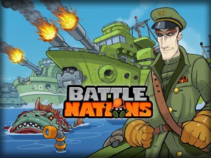 Battle Nations- screenshot thumbnail