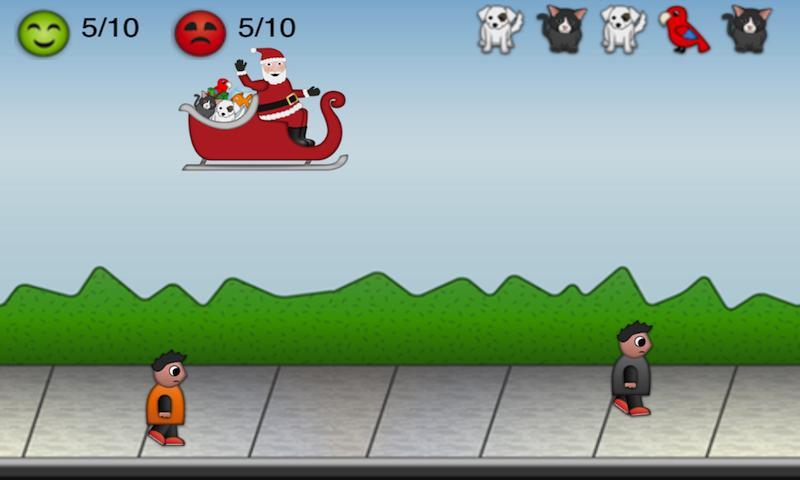 Pet Santa- screenshot
