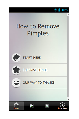 How To Remove Pimples Guide