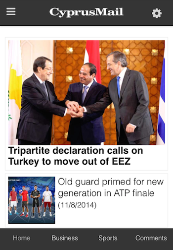 The Cyprus Mail