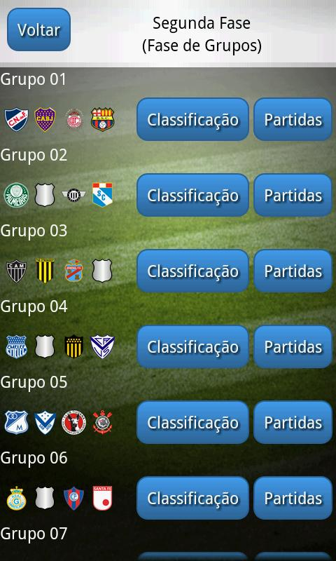 Libertadores 2013 - screenshot