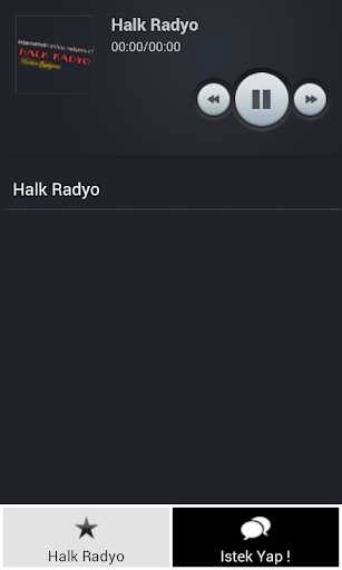 Halk Radyo - Halk Radio