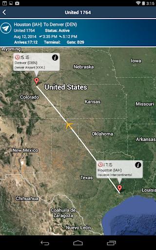 Denver Airport +Flight Tracker