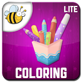 Kids Coloring Book Lite
