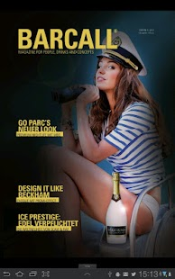 BARCALL- screenshot thumbnail
