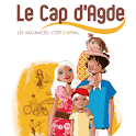 Cap d'Agde logo