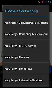 Katy Perry Music Videos - screenshot thumbnail