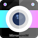 Mirror Grid - Photo Collage icon