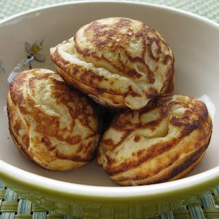 Coconut Puffballs.