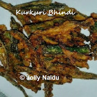 Kurkuri Bhindi | Crispy Okra
