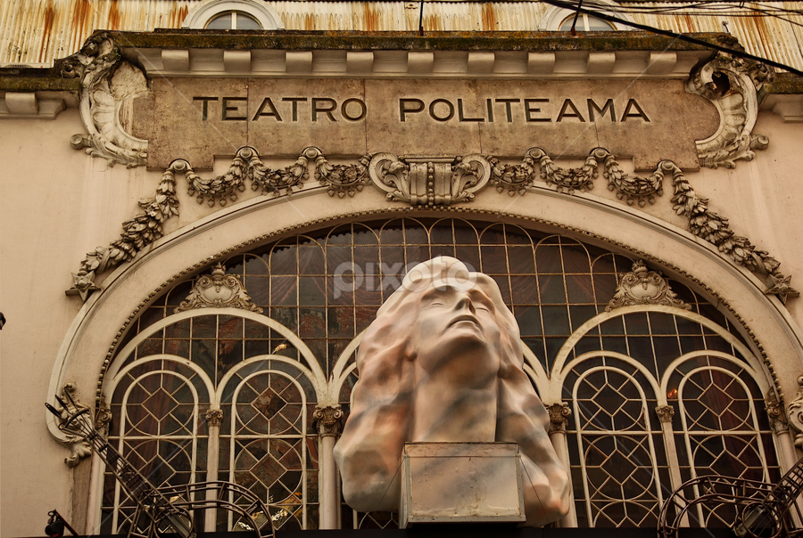 Amalia by Afonso Chaby Rosa - Buildings & Architecture Architectural Detail ( detralhe, acy, amalia, portugal, lisboa )