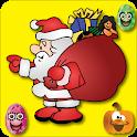 Balloon Pop Christmas Fun icon