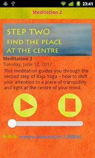 【免費生活App】Meditation Lounge-APP點子