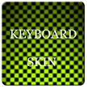 Lime Carbon Keyboard Skin icon