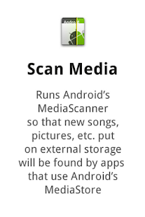 Scan Media- screenshot thumbnail