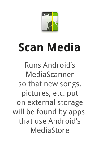 Scan Media- screenshot