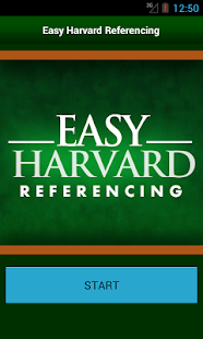 Easy Harvard Referencing- screenshot thumbnail