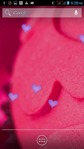 Valentine Live Screen