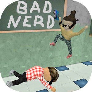 Bad Nerd - Open World RPG Icon