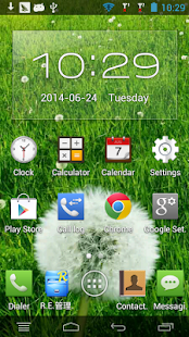 【免費個人化App】Galaxy S5 Dandelion Wallpaper-APP點子