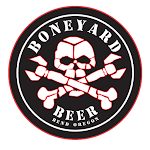 Logo of Boneyard Incredible Pulp Blood Orange Pale Ale