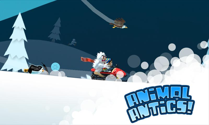 Ski Safari- screenshot