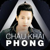Ca sĩ Châu Khải Phong