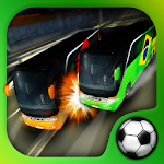 Soccer Team Bus Battle Brazil 1.2.1 Apk
