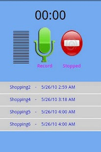 Quick Voice Recorder- screenshot thumbnail