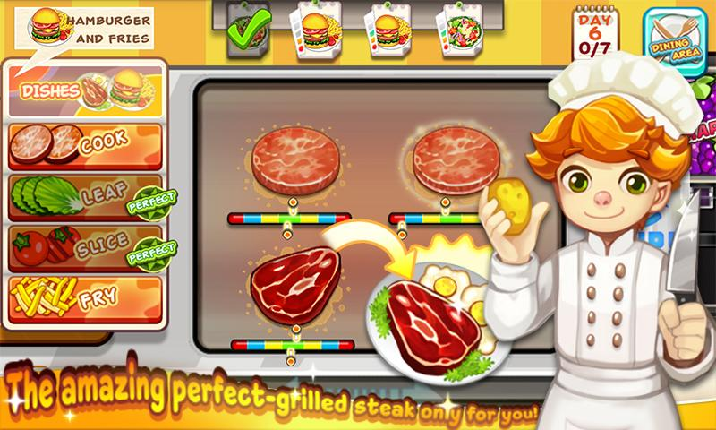 Cooking Tycoon  screenshot. Cooking Tycoon   Android Apps on Google Play